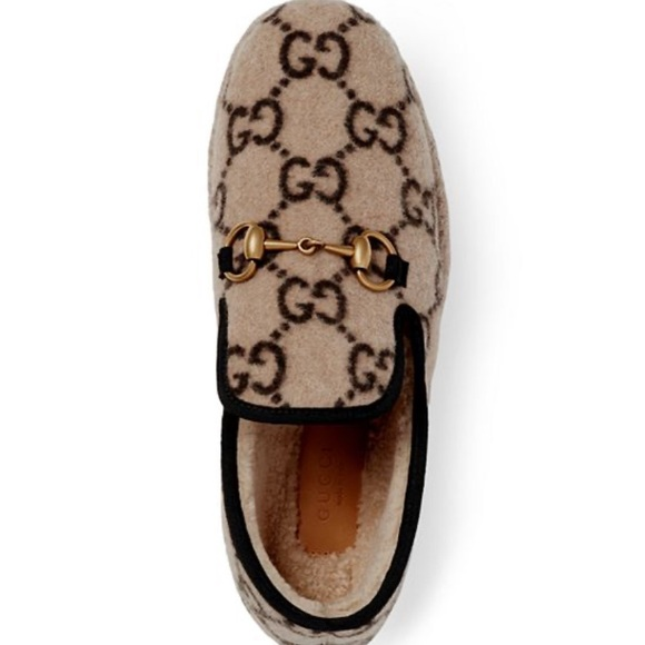Gucci Shoes   Womens Fria Gg Wool